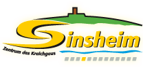 Stadt Sinsheim - Zentrum des Kraichgaus-Logo